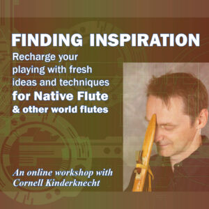 Finding Inspiration Workshop with Cornell Kinderknecht