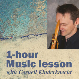 Music Lesson with Cornell