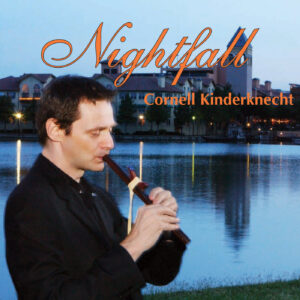 Nightfall album by Cornell Kinderknecht